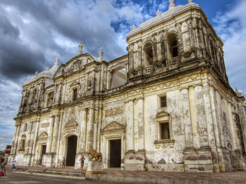 catedral-león-Nicaragua