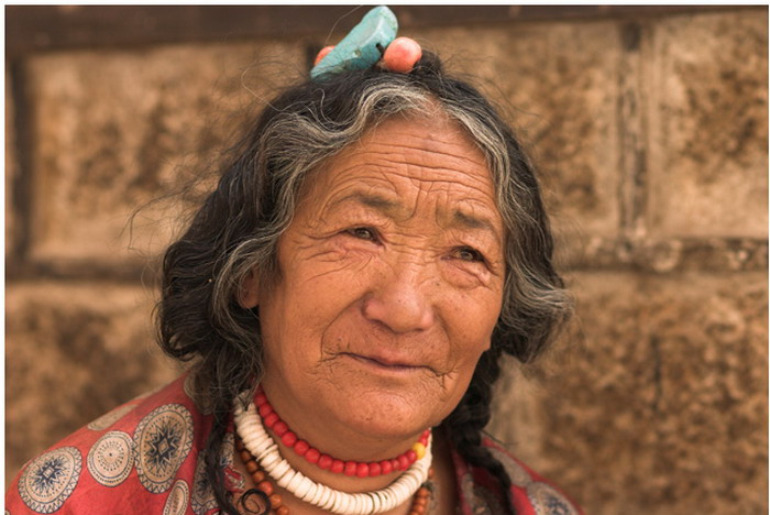 read that Tibetan people are some of the happiest and friendliest in    Tibetan People