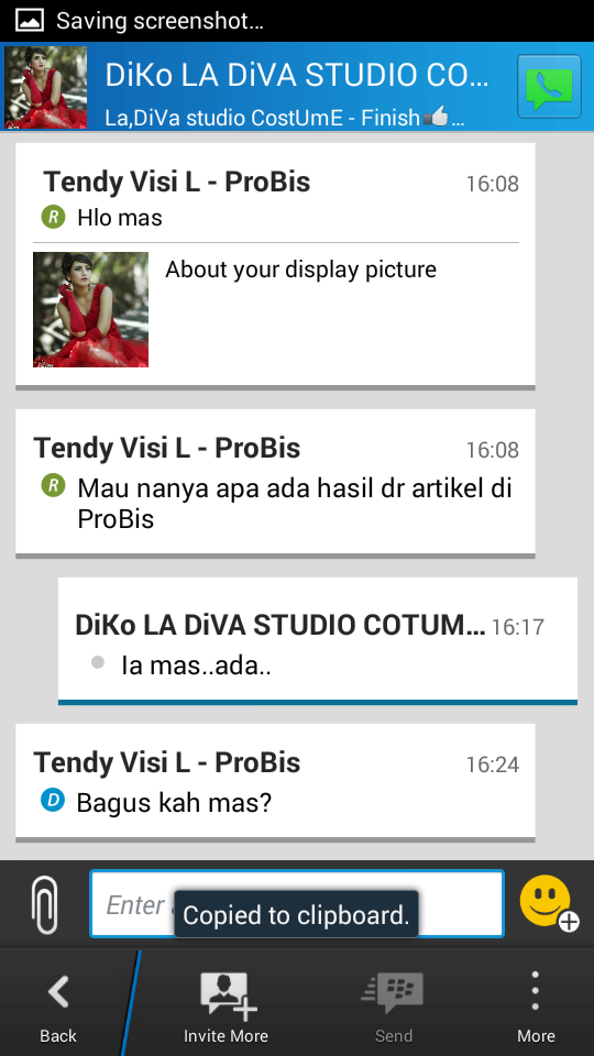 Testimoni Customer ProBis
