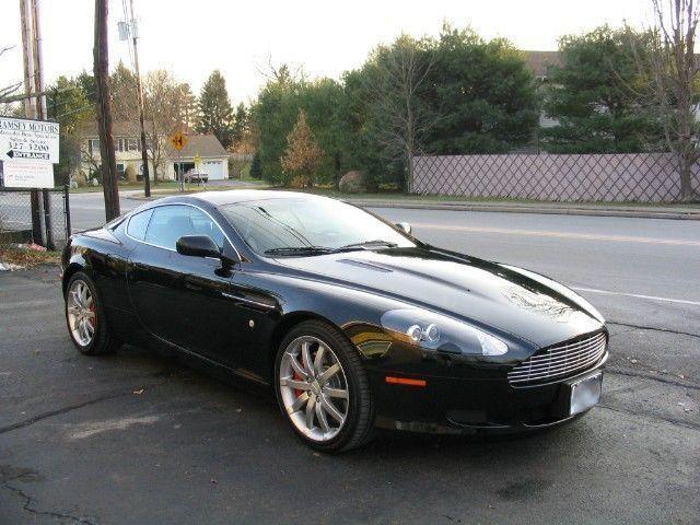 Sports Cars Aston Martin Db9 Sport