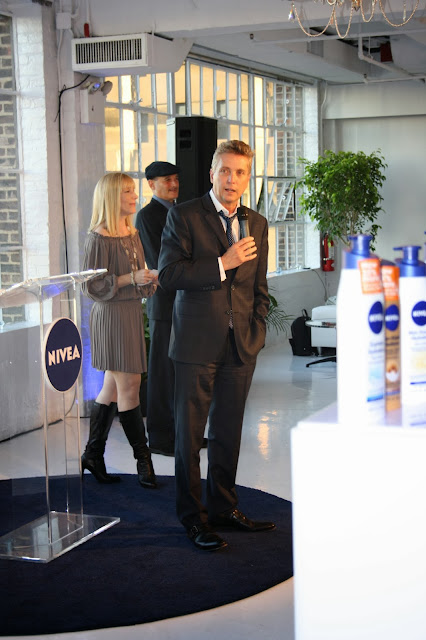 NIVEA Unveiled Its New Packaging