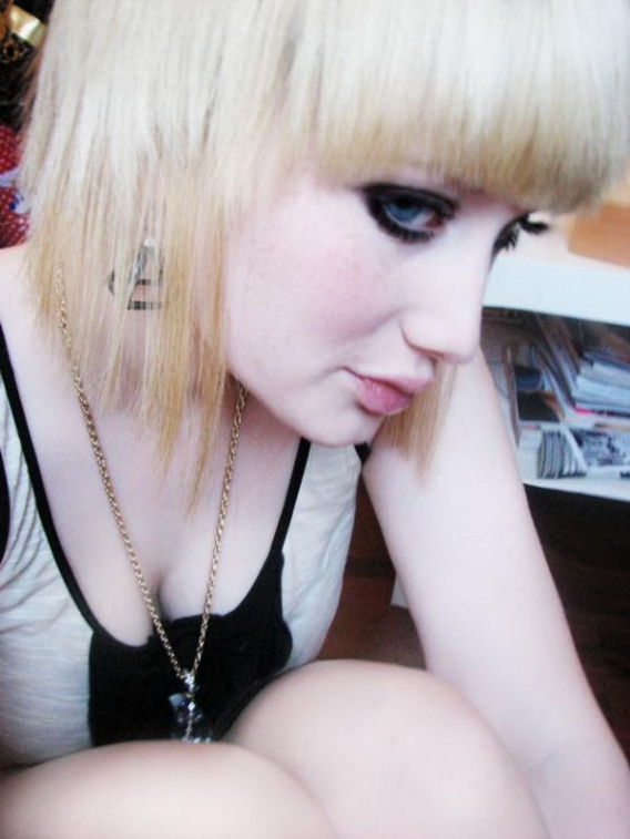 Girls: Short Emo Hair Cuts - Emo Haircuts For Girls With Short Hair