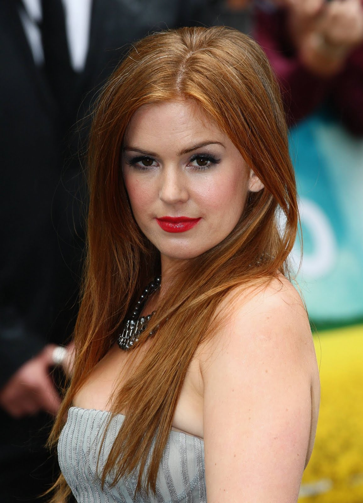 Hairstyles Popular 2012 Celebrity Straight Long Hairstyle Wallpaper