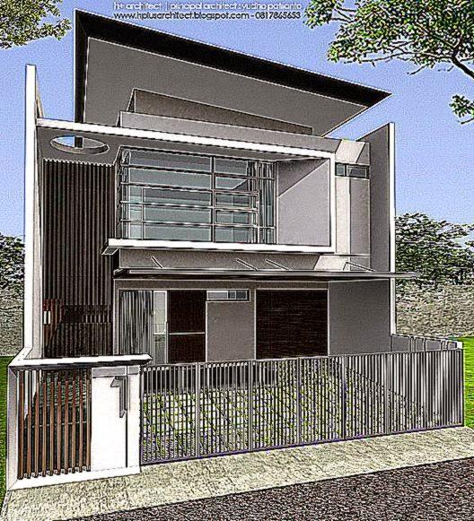 10 Ide Desain Rumah Mungil Inspiratif   DesainIC