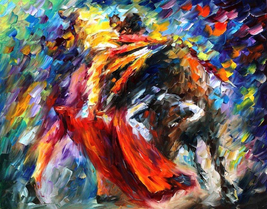 Bullfighting Paintings For Sale