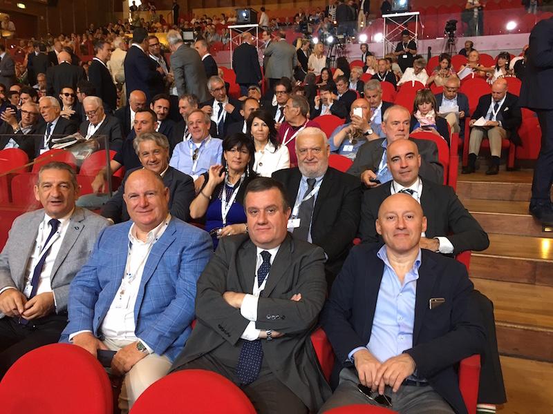 CONFCOMMERCIO LECCO PRESENTE ALLA ASSEMBLEA GENERALE DI CONFCOMMERCIO, IMPRESE PER L'ITALIA A ROMA