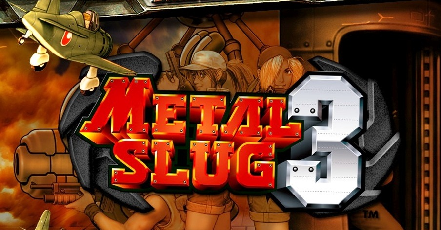 Metal Slug 3 Portable (4shared)