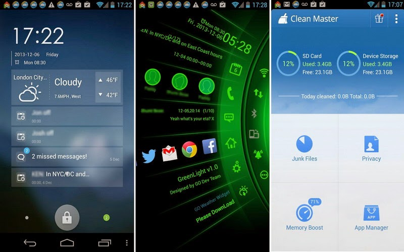 Launcher Smartphone OS Android Terbaik 2015