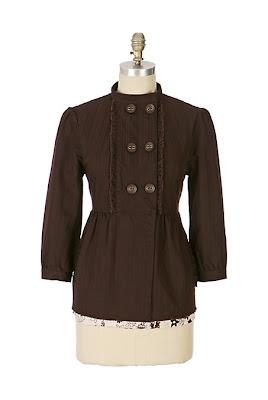 Anthropologie Sneak-a-Peek Jacket