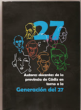 Autores docentes de la provincia de Cádiz en torno a la generación del 27