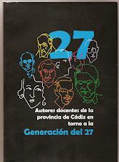 Autores docentes de la provincia de Cádiz en torno a la generación del 27