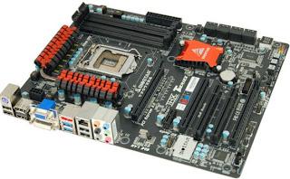 Biostar TZ77XE4 - z77 motherboard