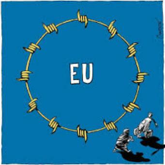 YO NO SOY ESTA EUROPA