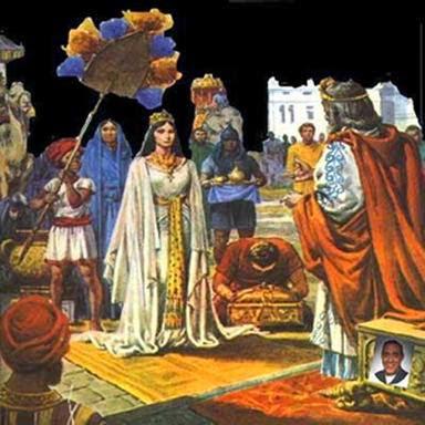 A Rainha de Sabá uma lição para atualidade da Igreja.