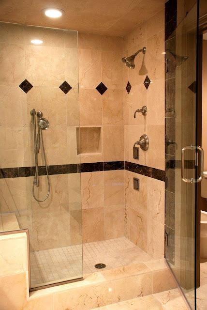 Ducha de ba o clasico y elegante cocinas y ba os for Decoracion duchas