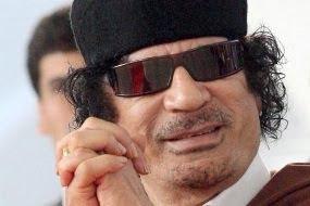 Serangan Udara Jet Nato Tewaskan Putra M.Khadafi