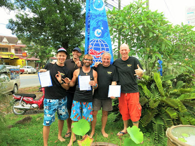 Testimonial by Dax Janssen of the November 2015 PADI IDC in Khao Lak, Thailand