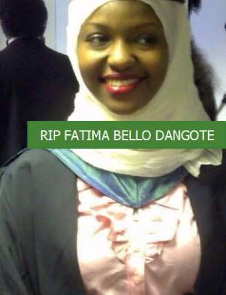 Dangote's daughter dies in UK after 2-yr battle with brain cancer