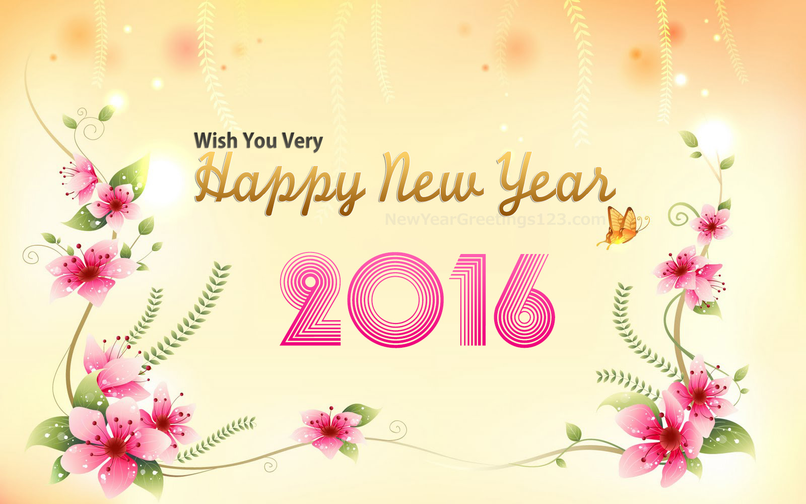 Happy new year 2016 images and wishes pictures best and cute wallpapers for happy new year 2016 kristyandbryce Image collections