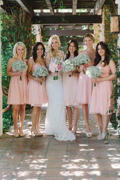 WhiteAzalea Bridesmaid Dresses Simple Light Color Bridesmaid Dresses
