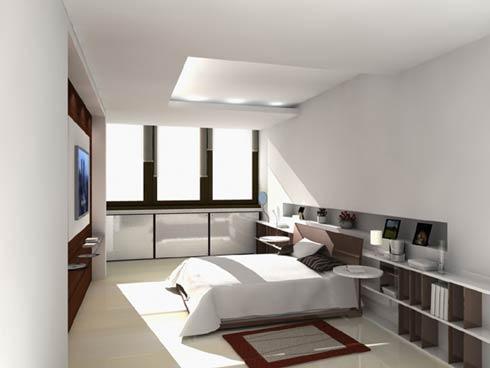 Interior Design Bedroom Living Room Design Ideas Fascinating Bedroom 1 Minimalist Interior