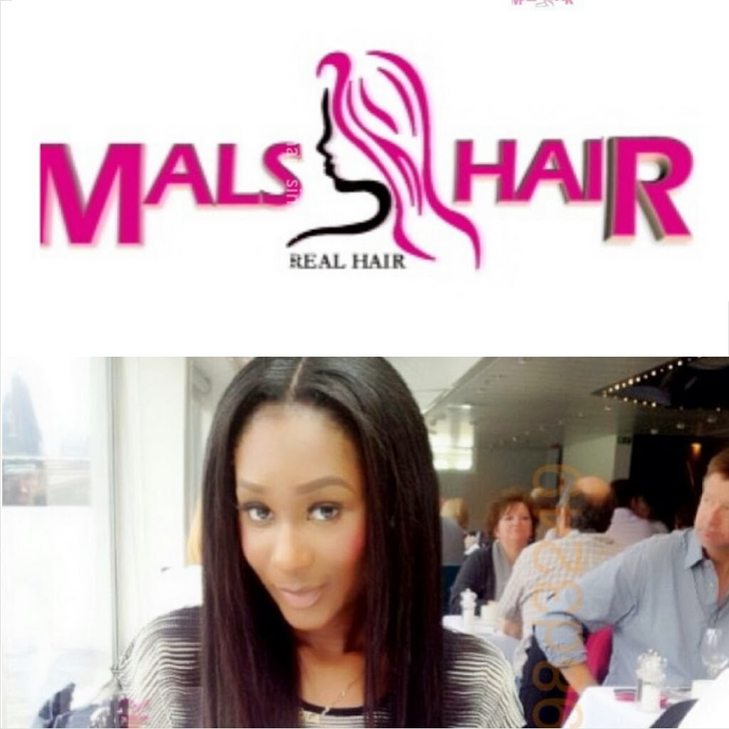 Mal's Real Hair (10% Off For All A.Sweetheart Reader's