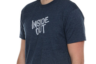 disney pixar studio inside out tee
