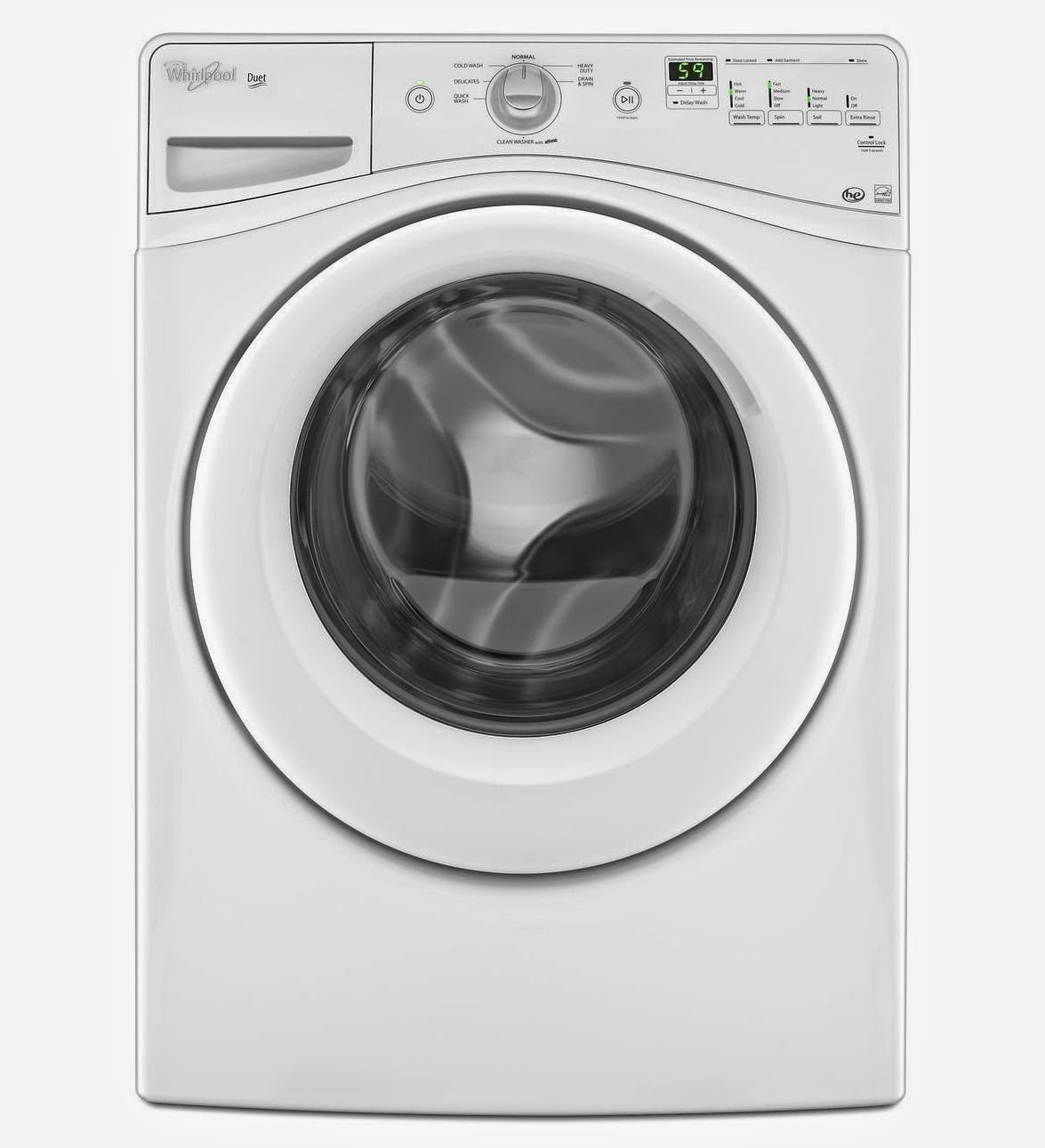 Whirlpool washer june 2014 - Whirlpool duet washer and dryer ...