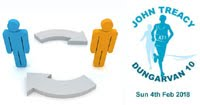 Dungarvan 10 mile transfers