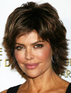 Lisa Rinna Hairstyle Trends