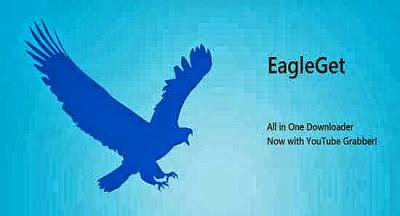حمل ملفاتك بسرعة خيالية مع برنامج Download EagleGet 2.0.3.6 منافس IDM