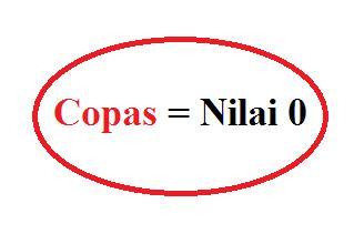 Dilarang Copas