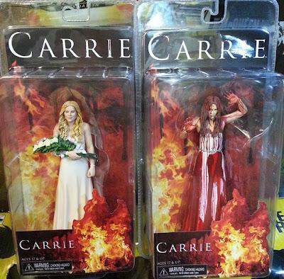 NECA Carrie Figures