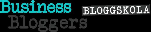 blogga som företagare