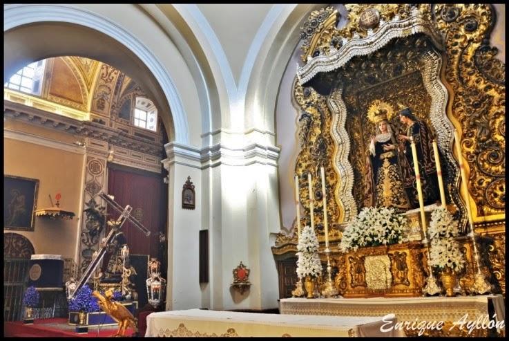 Besamanos El Silencio 2014 Sevilla