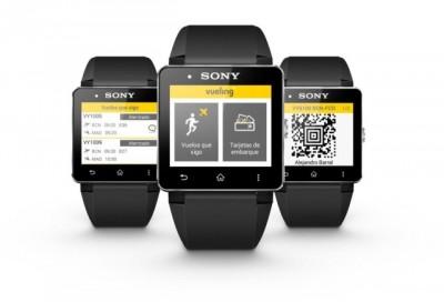 Sony Bermitra Dengan Vueling, Mudahkan Boarding Pass Melalui Smartwatch 2