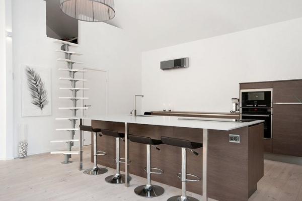 Koleksi desain ruang dapur terbaru 2013