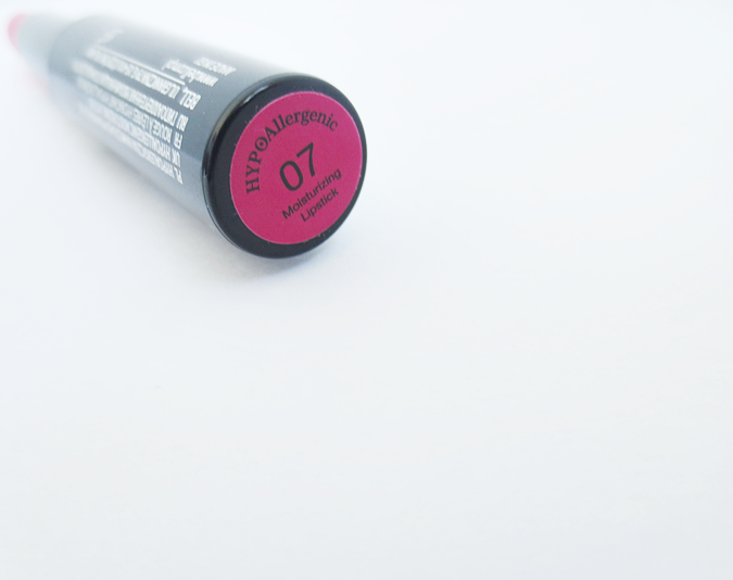 bell cosmetics beauty crowd moisturisng lipstick 07 pink