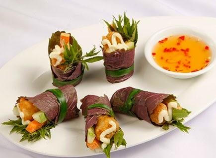 Hướng dẫn cách làm món cá basa cuốn lá tía tô NGON