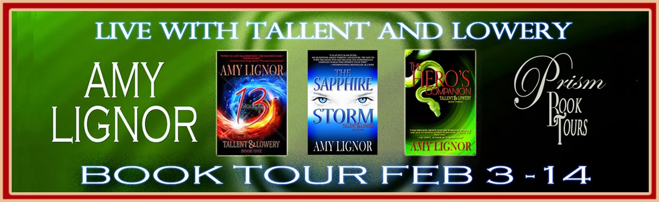 Tallent & Lowery Series by Amy Lignor