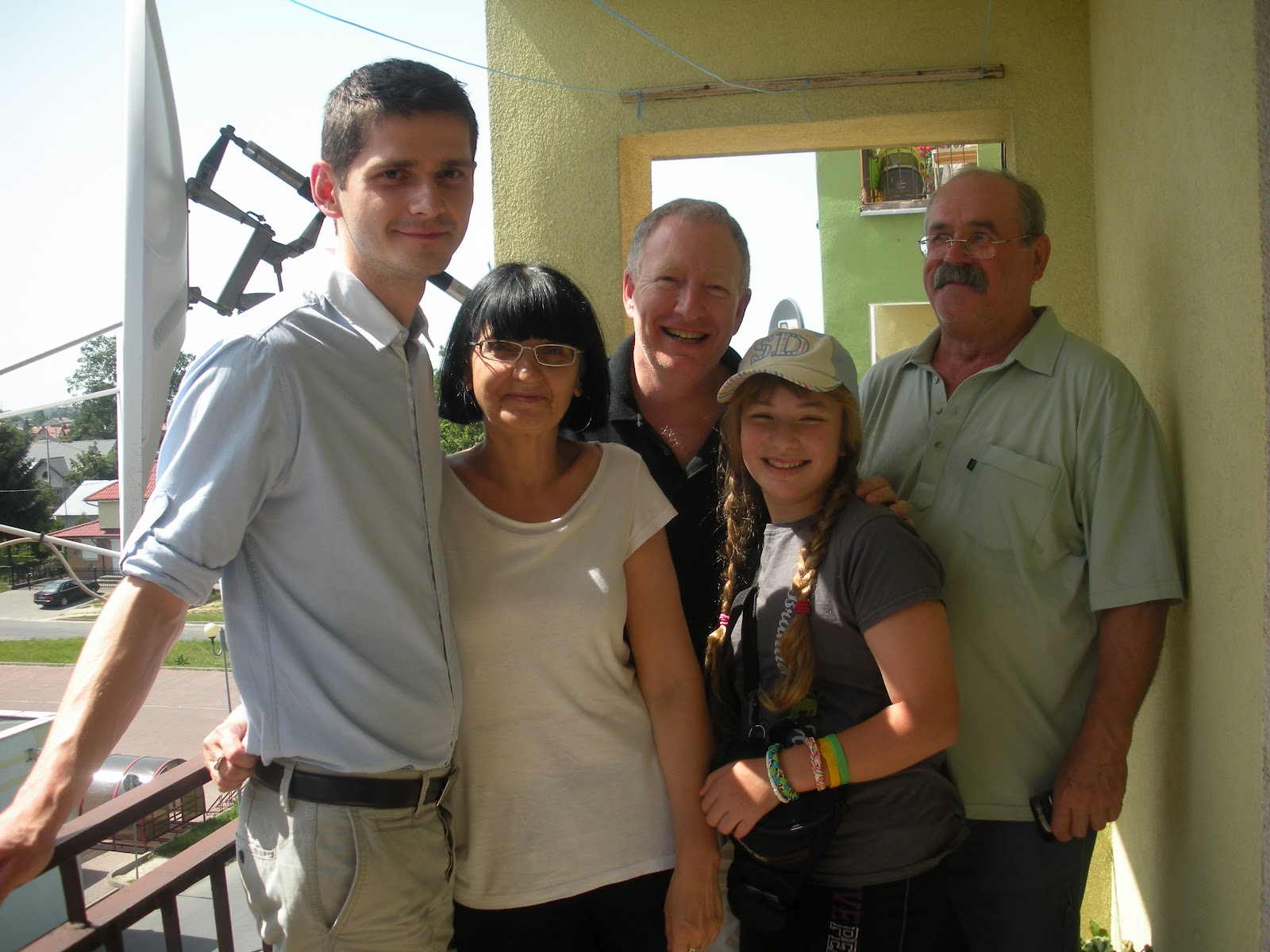 dollingers in eastern europe mizritch partzevah lublin richard and his family
