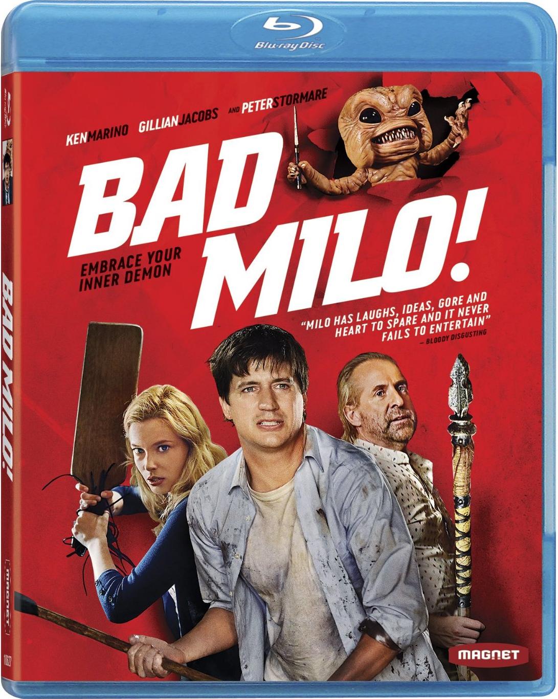 Order Bad Milo!