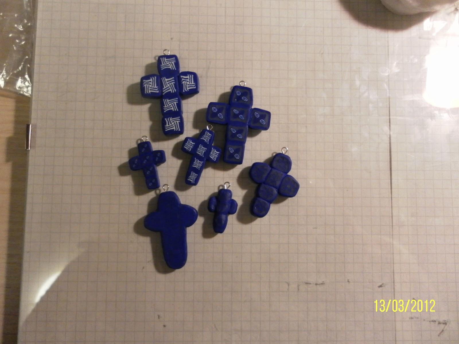 Le idee di pizzipazzi croci in fimo e varie - Pagine da colorare croci ...