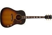 Guitarra Gibson de John Lennon/ Bob Dylan possuiu e tocou deverá chegar a .