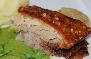 SLOW ROASTED BELLY OF PORK