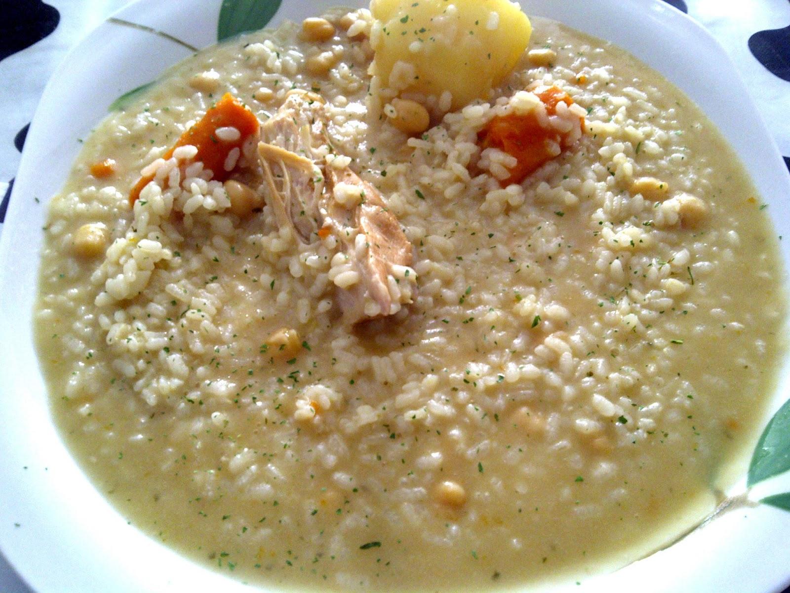 Recetas de cuchara y caldos en 30 minutos: Puchero Andaluz