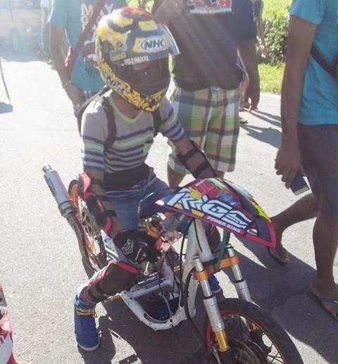 Dragbike Populer 2015 Solo Racing