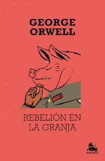 Portada del libro Rebelión en la granja epub mobi pdf