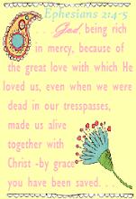 Ephesians 2:4-5