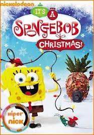 Capa - Bob Esponja O Natal do Bob Esponja